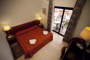 wifi gratis in camera d'albergo