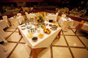 hotel 4 stelle con colazione per celiaci vicino a Pomigliano d'Arco