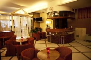 American Bar del Business Hotel Augustus - Vicino Nola