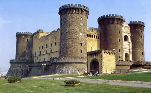 Il Maschio Angioino – Castel Nuovo di Napoli